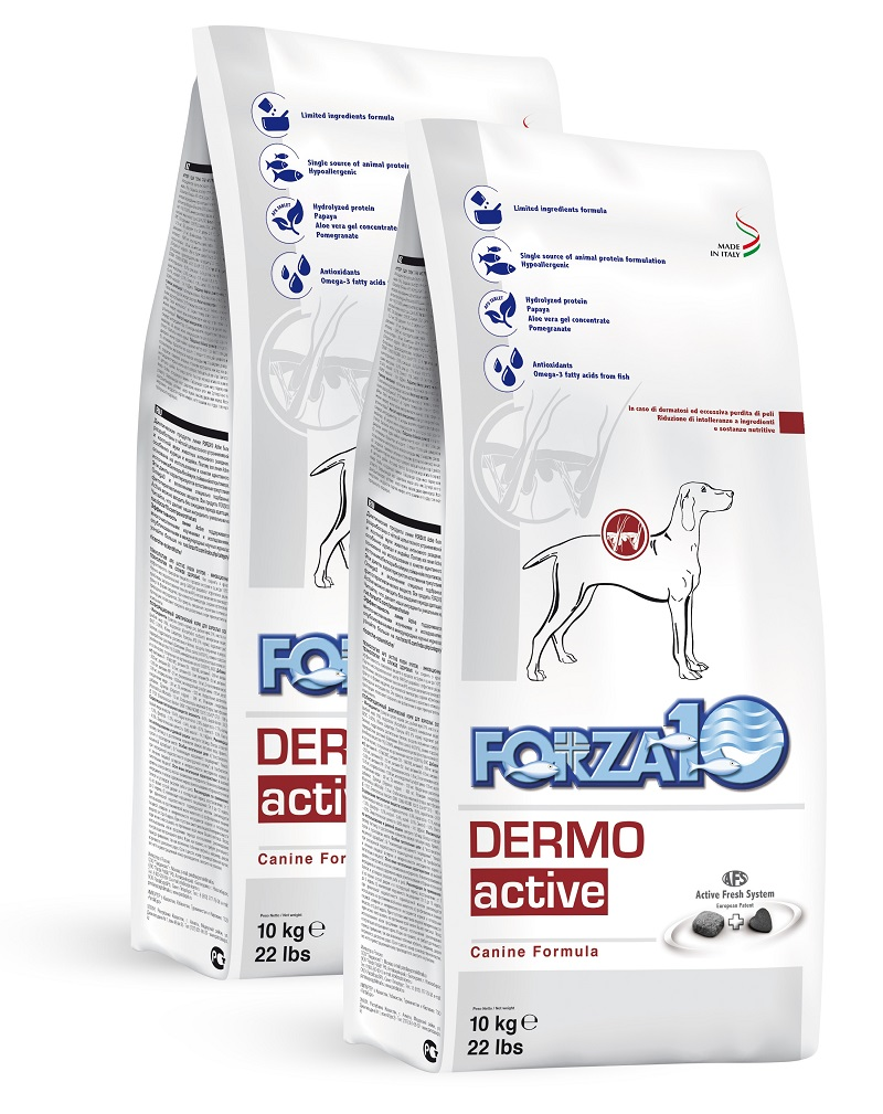 Forza10 Dermo Active 2x10kg (20kg)