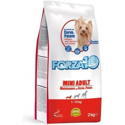 Forza10 Mini maintenance z jeleniem i ziemniakami dla psa