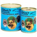 Koebers Rinderlefzen Pur wołowina 100% dla psa