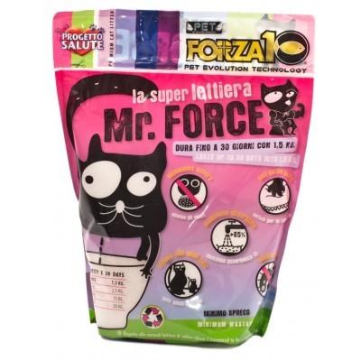 Żwirek silikonowy MrForce 1,5 kg