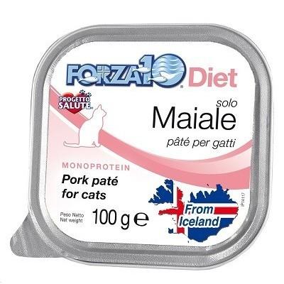 Forza10 Solo Diet dla kota