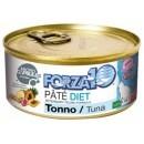 Forza10 Regular Diet pasztet z tuńczykiem 170g