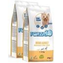 Forza10 Mini Maintenance z kurczakiem i ziemniakami 2x2kg (4kg) dla psa