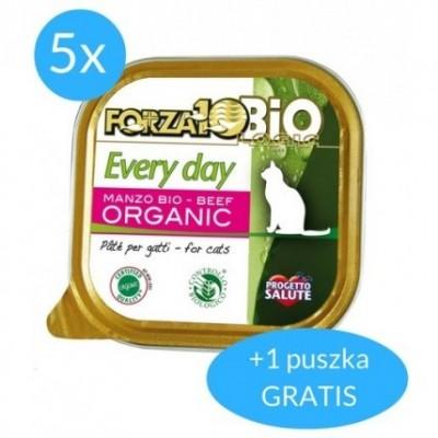 Forza10 Every Day dla kota 600g (5x100g + 100g GRATIS)