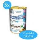 Forza10 Diet dla psa 2,4kg (5x400g + 400g GRATIS)