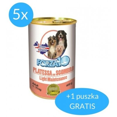 Forza10 Maintenance Light 2,4kg (5x400g + 400g GRATIS)