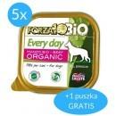 Forza10 Every Day dla psa 5x100g + 100g GRATIS (600g)