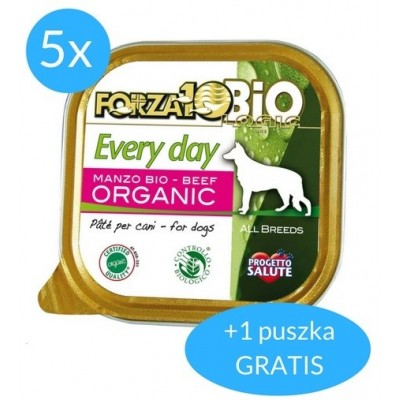 Forza10 Every Day dla psa 600g (5x100g + 100g GRATIS)