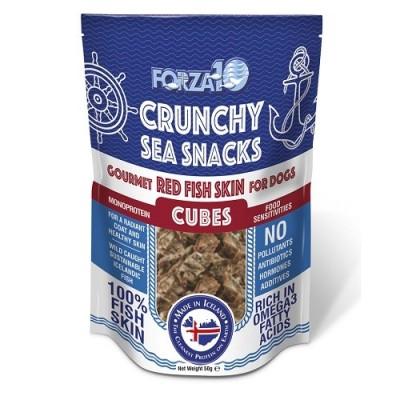Forza10 Snack skóra karmazyna 50g