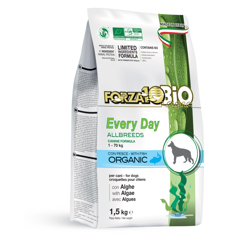 Forza10 All breeds Every day BiO ryba i algi