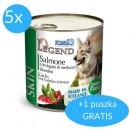 Forza10 Legend Skin 5x312g + 312g GRATIS (1,872kg) dla psa