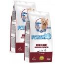 Forza10 Mini Maintenance jagnięcina z ryżem 2x2kg (4kg) dla psa