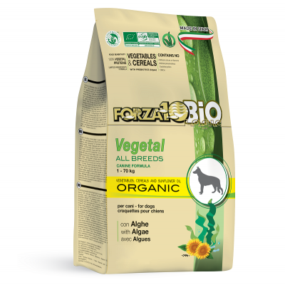BIO Logic All Breeds VEGETAL 10kg