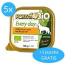Forza10 Every Day dla psa 5x150g + 150g GRATIS (900g)