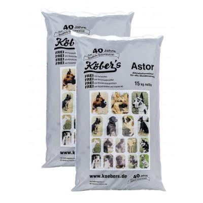 Koebers Astor 2 x 15 kg