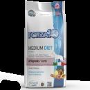 Forza10 Medium diet z jagnięciną i ryżem dla psa