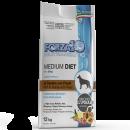 Forza10 Medium diet z koniną i groszkiem dla psa
