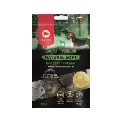 Maced Królik Z Rozmarynem - przysmak Super Premium Natural Soft