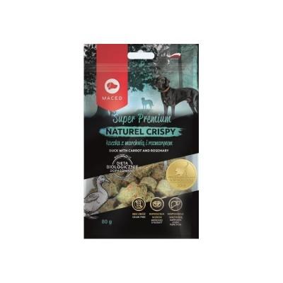 Maced Kaczka z Marchwią i Rozmarynem - przysmak Super Premium Natural Crispy