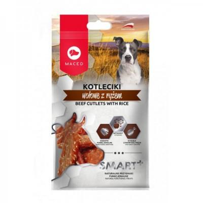 Maced Smart+ kotleciki wołowe z ryżem