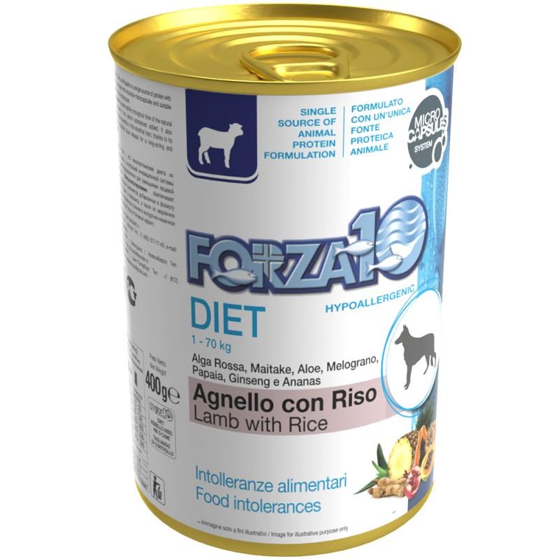 Forza10 Diet pasztet 400g