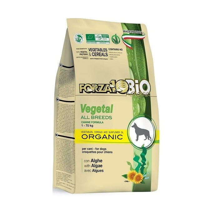 Forza10 BIO Logic All Breeds VEGETAL