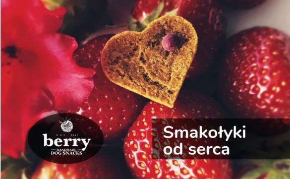 Berry Snacks - smakołyki od serca